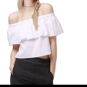 New Collection off shoulder top